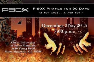 P90X New Years Eve - 2013 (Front)